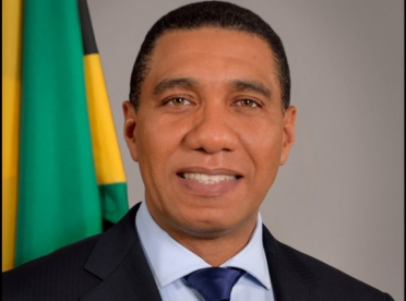 The Most Honourable Andrew Michael Holness