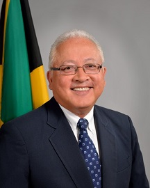 The Honourable Delroy Chuck QC, MP.