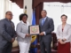CARICOM WELCOMES PRIME MINISTER OF BARBADOS MIA MOTTLEY