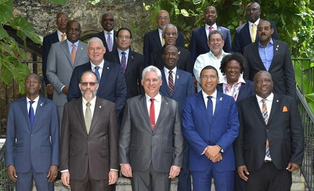 Image result for caricom discusses universal weed bill