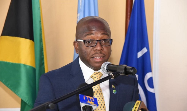 PEARNEL CHARLES JR. ENDORSES DATA DRIVEN APPROACH TO NATIONAL CONSULTATIONS ON MIGRATION