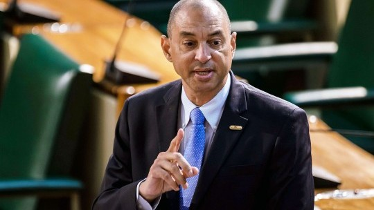 SENATOR DON WEHBY NAMED CONFERENCE CHAIR OF JAMAICA DIASPORA CONFERENCE 2019